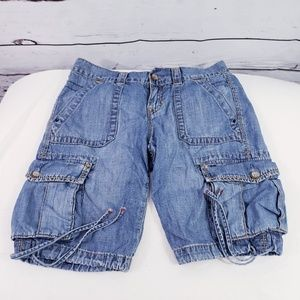 Gap 1969 Limited Edition Cargo Jeans Shorts 2